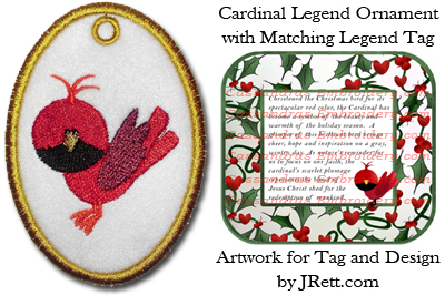 CassandrasEmbroidery.com - In The Hoop Designs - Christmas Religious ...